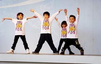 ダンススタジオFOX&ZING合同ダンス発表会inファッションクルーズ
